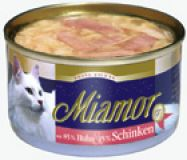 Miamor Feine Filets 12 x 100g Dose, Thunfisch und Shrimps