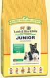 James Wellbeloved Junior Lamm & Reis, 2kg